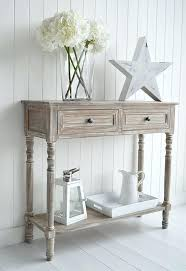 entry hall table decor shabby chic console how to decorate round foyer decorating ideas creative