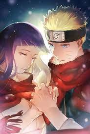 Anime Wallpaper Naruto And Hinata