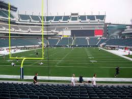 Lincoln Financial Field Interactive Concert Seating Chart Philadelphia Eagles Tickets 2019 Philly Games Buy At