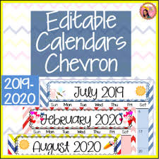 Editable 2015 2020 Calendar Editable Calendars 2019 2020 Chevron To December 2020 By