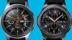 Samsung Watch Comparison Chart Samsung Galaxy Watch V Gear S3 The Key Differences Between