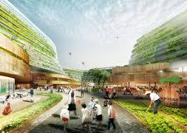 Farm Design Model Sparks Model For Asian Retirement Community