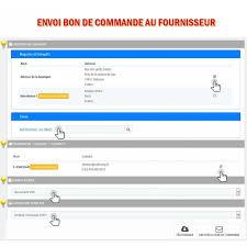 Module Wk Gestion Commandes Fournisseurs