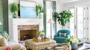 Of Decorated Living Rooms Beach Living Room Decorating Ideas Southern Living