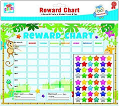 Sticker Charts For Good Behavior Other Reward T
