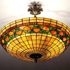 acorn pendant light stained glass ceiling lamp ceiling light pendant light chandelier lamp acorn pendant acorn acorn pendant light