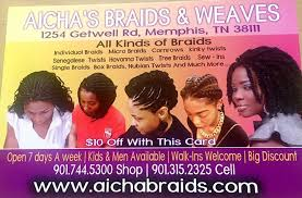 african braid on getwell in