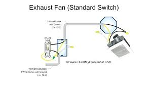 Installing Bathroom Fan New Vent Fan Wiring Diagrams Another Blog About Wiring Diagram