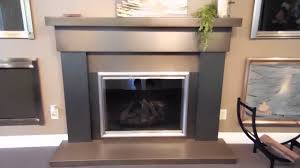 obadiah s 1600 series wood stove custom fireplace mantel 1000 non combustible