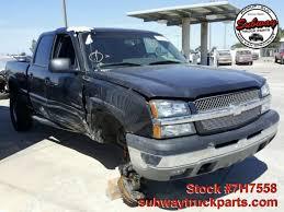 Silverado 2003 chevrolet silverado : Used 2003 Chevrolet Silverado 1500 6.0L 4x4 Parts Sacramento
