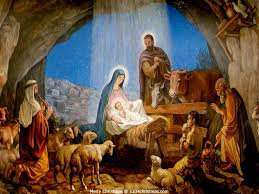 Christmas Scenes Free Downloads Free Download Nativity Scene Wallpaper For Free Download