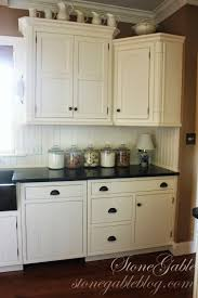 Wainscoting Kitchen Backsplash 10 Elements Of A Farmhouse Kitchen Stonegable