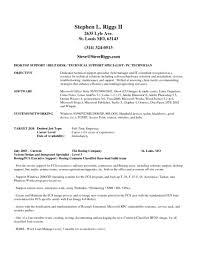 Support Technician Resume Mental Health Technician Resume Iamfree Club