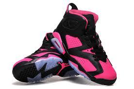 jordan shoes 2015 for boys black and red. 2015 air jordan 6 gs black pink shoes for sale-3 boys and red