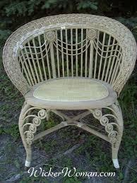 antique wicker furniture 101 history