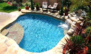Spa Pool Spool Spool With Waterfall Home Pinterest Spa