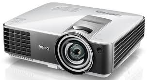 Benq Mx819st Projection Calculator Throw Distance And