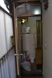 inside front door apartment. In The Doorway. Bathroom Straight Ahead. Main Room Around Corner To  Right. Inside Front Door Apartment P