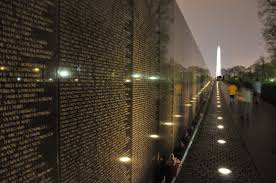Small Picture Washingtons Vietnam Veterans Memorial was designed by Maya Ying