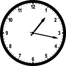 Clock 1:17   ClipArt ETC