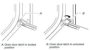 whirlpool oven door replacement open door whirlpool oven glass repair
