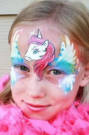 arty face and painting face painting denver co