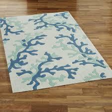 rug new persian rugs zebra on ocean themed area beach nautical throw sea life indoor outdoor
