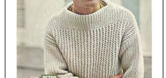 Mens Sweater Knitting Pattern Magnificent Mens Sweater Knitting Patterns Free Knitting Patterns
