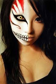 guide 2016 20 awesomely scary makeup ideas for women makeup and costumes