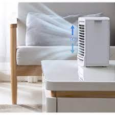 Quạt điều hòa mini xiaomi thermo XL- ZNSFS0 Quạt đá điều hòa cảm ứng chuyển  động, pin 4000 mah chính hãng 599,000đ