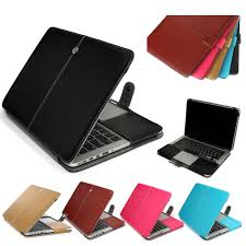 details about pu leather sleeve case skin cover for apple macbook pro air 11 13 13 3 15 inch
