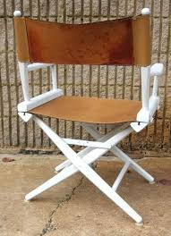 leather director chairs white directors chair