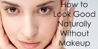 how to look good naturally without makeup christina carlyle