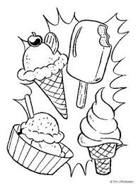 One of a kid's favorite foods is ice cream. Ice Cream Coloring Page Pdf Ice Cream Coloring Pages Summer Coloring Pages Coloring Pages For Kids