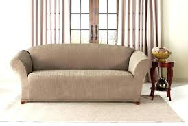 2 piece sofa slipcover couch slipcovers sure fit sofa slipcovers sure fit stretch stripe 2 piece