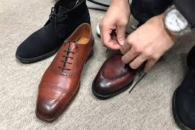Shoe Size Guide Edward Green John Lobb Churchs J M