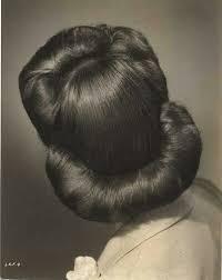 Pin by Myrna Harvey on <3 Retro | Hair rat, 1940s hairstyles, 40s hairstyles