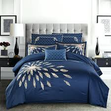 new bed set new cotton blue bedding sets horse embroidery bed linen duvet cover bed sheet pillow toddler bed sets ikea