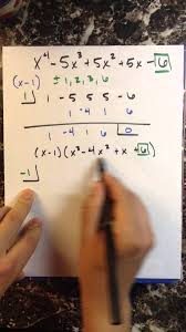 factoring fourth degree polynomials