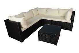 honolulu modern outdoor sectional with coffee table in ivory outdoor sectional29 outdoor
