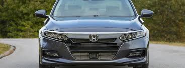 2019 Honda Accord Vs 2018 Honda Accord