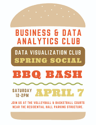 Board Members For Spring 2017 Business And Data Analytics Club