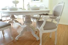 shabby chic dining rooms shabby chic dining room summer deal antique shabby chic dining table six chairs shabby chic small
