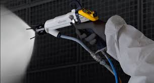 perfect surfaces excellent wrap around as well as fast return on investment are some of the highlights of the new wagner electrostatic manual