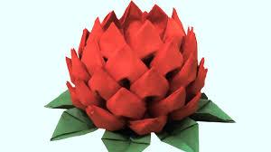 Цветок из салфеток! Flower from napkins! - YouTube