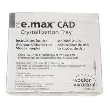 Emax Cad Firing Chart Ips E Max Cad Crystallization Tray Ips E Max Cad