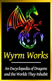 Book Wyrms An Encyclopedia Of Dragons Size Chart