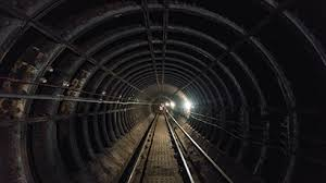 Image result for underground train tunnels