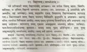 sanskrit essays वन भोजनम् picnic  saturday 23 2014
