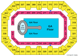 La Crosse Center Seating Chart Ticketmaster Cheap La Crosse Center Tickets